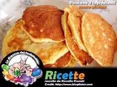 Pancake 2 ingredienti