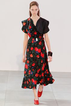 Céline Spring 2015 Ready-to-Wear - Collection - Gallery - Look 1 - Style.com