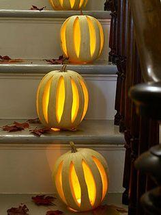 Cool pumpkin carving idea