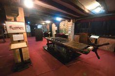 El Museo de la Tortura, de los más raros de España. SANTILLANA DEL MAR.