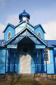 orthodoxchurches:  Narew, Podlasie, Poland (by LeszekZadlo)
