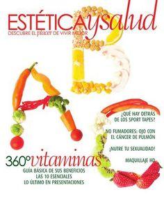 Estética y Salud SEPTIEMBRE 2012 - Vitaminas