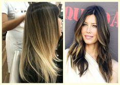 Super Recomendado: Inspirações de Cabelo: Mechas Californianas e Ombré Hair