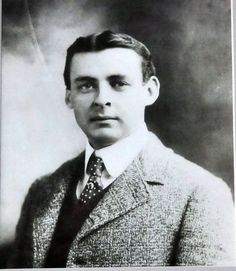 This is Oscar Scott Woody, Chief Postal Clerk on the RMS Titanic. Woody and the other Postal Clerks were celebrating Woody's 44th Birthday when the ship struck the iceberg. They worked valiantly to save the registered mail from the rapidly flooding mailroom, but when that became impractical, they retreated to the deck where they remained until the ship sank. The bodies of Oscar Scott Woody and his fellow clerk John Starr March were recovered by the Mackay-Bennett after the sinking.