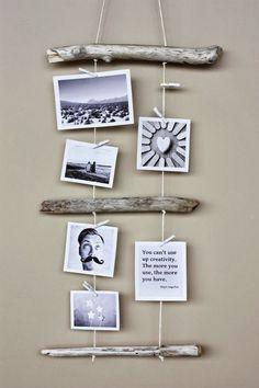 8 ideas de reciclaje para crear portaretratos | Aprender manualidades es facilisimo.com