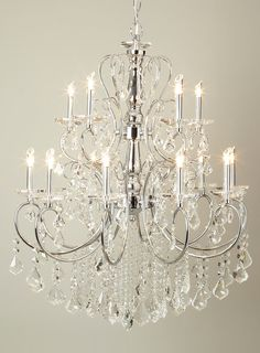 Sapparia 5 Light Flush Chandelier Lighting Home