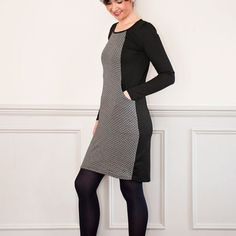 Heather Dress Sewing Pattern | Dressmaking Patterns from Sew Over It (saw this on Ravelry too)