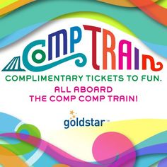 """Free tickets anyone?  Goldstar is currently offering FREE complimentary event tickets to several local entertainment venues throughout Southern California. It's like """"Christmas in July""""!"""