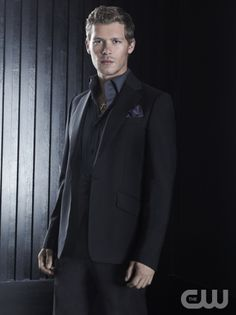 THE VAMPIRE DIARIES  Pictured: Joseph Morgan as Klaus.  Photo credit: Frank Ockenfels 3/The CW  © 2011 The CW Network, LLC.. Al rights reserved.