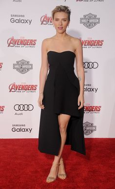 Pin for Later: Scarlett Johansson's Hollywood Evolution Is Too Amazing to Put Into Words 2015