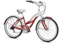I got this one in blue-white. Bicycles For Sale, Bikes For Sale, Raleigh Bikes, Alabama, Blue And White, My Style, Favorite Recipes, Girls, Projects