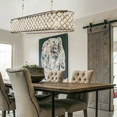 Shop Cassiel 40 Inch Rectangular Crystal Chandelier, Antique Brass - N/A - On Sale - Ships To Canada - Overstock - 12838305 Black Chandelier, Edison Chandelier, Clear Light Bulbs, Light Bulb Types, Rectangular Chandelier, Building A New Home, Cool Floor Lamps, Home Decor Outlet