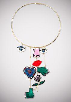 ASSEMBLAGE-1974-Niki-de-Saint-Phalle-Louisa-Guinness-Gallery-Adorn-Jewellery-Blog