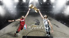 Heat vs Spurs NBA Finals-Good series and I have to say the best team won (oh, that hurts).
