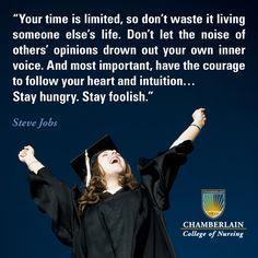 We picked our 19 favorite inspirational graduation quotes. Congratulations graduates!
