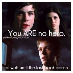 Percy Jackson- the worst movie adaptation ever : Luke Castellan is a hero : god percy quit being sassy Percy Jackson Memes, Percy Jackson Books, Percy Jackson Fandom, Percy Jackson Ships, Percabeth, Solangelo, Drarry, Luke Castellan, Oncle Rick