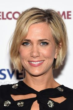 Kristen Wiig Bob - Short Hairstyles Lookbook - StyleBistro