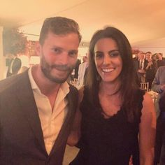 Pictures of Jamie at Alfred Dunhill Link Gala Dinner last night.