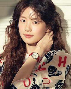Jung So Min 정소민 – Sesión de fotos para la revista Elle Korea (febrero [Relojes Tissot] Young Actresses, Korean Actresses, Actors & Actresses, Hyun Seo, Seo Ji Hye, Jung So Min, Her Cast, Kdrama Actors, Cute Beauty