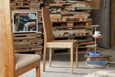 Dining Chair PAUL || Massivholzsessel PAUL || Wittmann Esszimmer