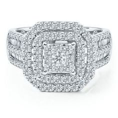 find this pin and more on helzberg diamonds pingagement giveaway 1 tw round diamond engagement ring - Helzberg Wedding Rings
