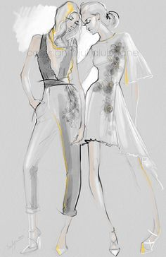 Fashion Week 2016 by Julija Lubgane at Coroflot.com
