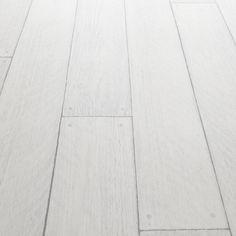 Platinum Virgin White Wood Effect Vinyl Flooring