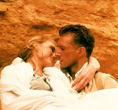 The English Patient, one of my all time favorite movies. It has such a complex story line.