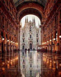 Milano  #ItalyTravel