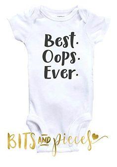 44dfcd438 24 Best Baby Announcement Onesies / Pregnancy Announcement images ...