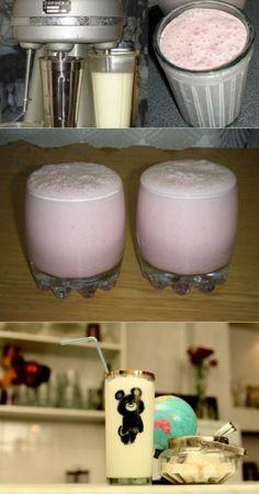 Всё просто, когда знаешь: тайна советского молочного коктейля из детства. Никто больше не расскажет. Drinking Water, Lemonade, Food And Drink, Pudding, Drinks, Desserts, Kitchen, Recipes, Drinking