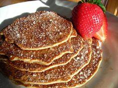 Gluten Free Sensations  Cinnamon Pancakes