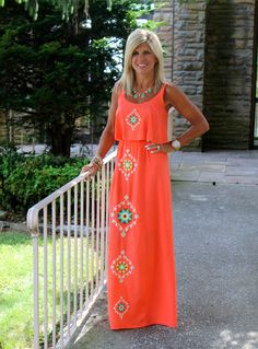 Drops Of Darling Maxi....Gorgeous!