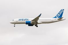 almost ready for AirBaltic — Allplane European Airlines, Almost Ready, Commercial Aircraft