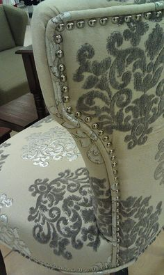 Beautiful accent chair from Homegoods | Home Decor | Pinterest
