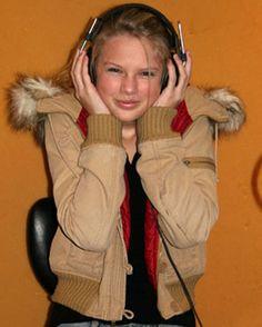 Taylor Swift Rare Photos