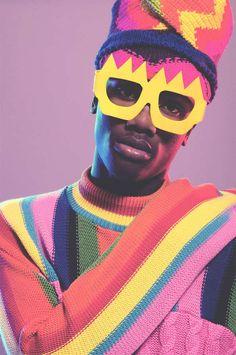 Ethnically Eclectic Streetwear : Rebel Yuths ORISHA