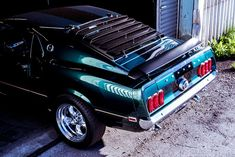1969er Mustang Mach1 408 Stroker! (2017) | Photography for w… | Flickr