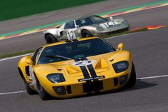 Spa Classic 2013 - Ford GT40