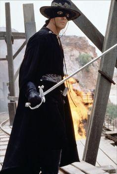 Zorro - Antonio Banderas