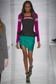 Antonio Berardi Fall 2014 Ready-to-Wear Collection Slideshow on Style.com