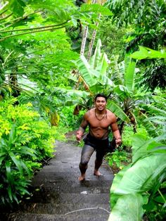 Lost in Samoa