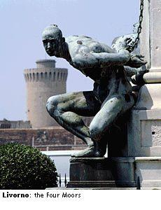 Livorno The Four Moors