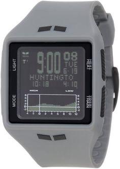 Vestal Men's BRG008 Brig Tide and Train Gray Black Digital Surf Watch Vestal. $110.65. Save 21%!