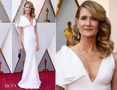 Laura Dern In Calvin Klein by Appointment – 2018 Oscars