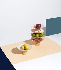 Platform Bowl by jamiewolfond for supergoodthing via nycid- tiered, bowl, design Posted to Souda's Tumblr From the Pinterest Board: Home Goods - Modern Decor and Accessories from Contemporary Designers