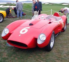 Ferrari 250 Testa Rossa Grand Reunion Tour http://klemcoll.wordpress.com/2014/08/29/ferrari-250-testa-rossa-grand-reunion-tour/