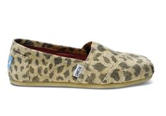 undefined Leopard Classics aus Jute für Damen