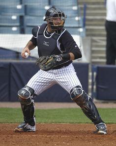 Austin Romine New York Yankees Baseball Player Jersey