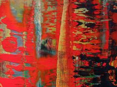 Gerhard Richter » Art » Paintings » Abstracts » Abstract Painting » 779-2